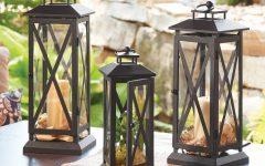 Metal Outdoor Lanterns