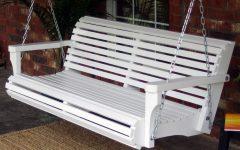 Contoured Classic Porch Swings