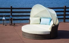 Harlow Patio Daybeds with Cushions