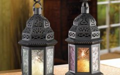 Moroccan Outdoor Lanterns