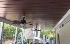 Outdoor Ceiling Fan Under Deck
