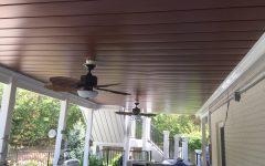 Outdoor Ceiling Fan Under Deck