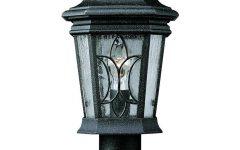 Outdoor Lanterns On Post