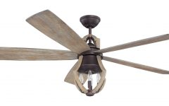 Marcoux 5 Blade Ceiling Fans