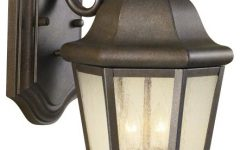 Chicopee 2 – Bulb Glass Outdoor Wall Lanterns