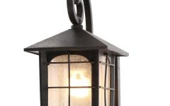 Modern Rustic Outdoor Lighting at Home Depot