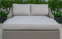 Naperville Patio Daybeds with Cushion