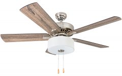 Napoli 5 Blade Led Ceiling Fans