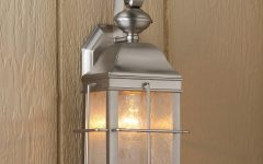 Outdoor Entrance Lanterns