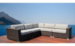 Eldora Patio Sectionals with Cushions