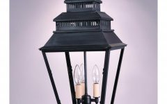 Outdoor Hanging Lantern Lights