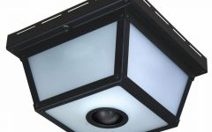 Outdoor Ceiling Lights with Motion Sensor