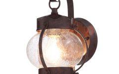 Outdoor Glass Lanterns