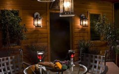 Outdoor Hanging Bar Lights