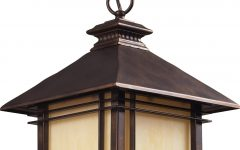 Outdoor Hanging Lanterns With Battery Operated