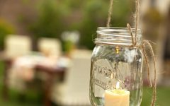 Outdoor Hanging Tea Lights