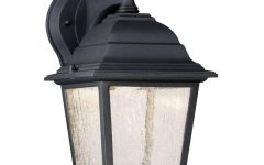 Outdoor Porch Light Fixtures at Home Depot