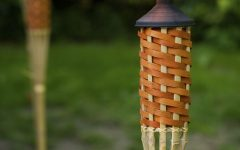Outdoor Tiki Lanterns