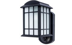 Outdoor Wall Lights with Security Camera