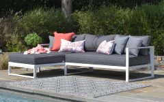 Paloma Sectionals with Cushions