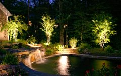 Electric Outdoor Lighting Garden