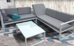 Jimmie 3 Piece Sectionals Seating Group With Cushions