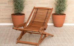 Amazonia Copacabana Wood Swing Chairs