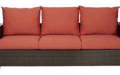 Mcmanis Patio Sofas With Cushion