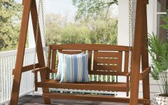 Porch Swings with Stand