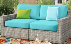 Falmouth Loveseats with Cushions