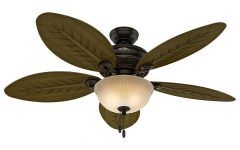 Outdoor Ceiling Fans with Plastic Blades