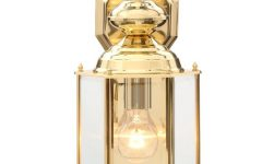 Brass Outdoor Lanterns