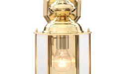 Brass Outdoor Lanterns