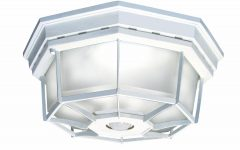 Outdoor Ceiling Pir Lights