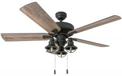 Ravello 5 Blade Led Ceiling Fans