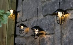 Plug in Outdoor Lanterns