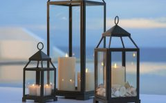 Colorful Outdoor Lanterns