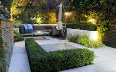 Rustic Outdoor Lighting For Modern Garden