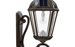 Solar Outdoor Wall Light Fixtures