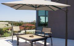 Fordwich Rectangular Cantilever Umbrellas
