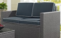 Mendelson Loveseats With Cushion