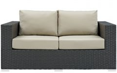 Tripp Loveseats with Cushions