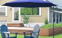 Trotman Cantilever Umbrellas
