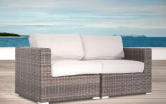 Vardin Loveseats with Cushions