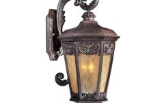 Victorian Outdoor Wall Lighting