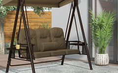 Canopy Porch Swings