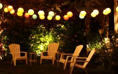 Outdoor Hanging Garden Lights