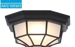 Outdoor Led Porch Ceiling Lights