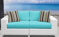 Menifee Loveseats with Cushions