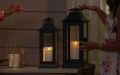 Outdoor Luminara Lanterns